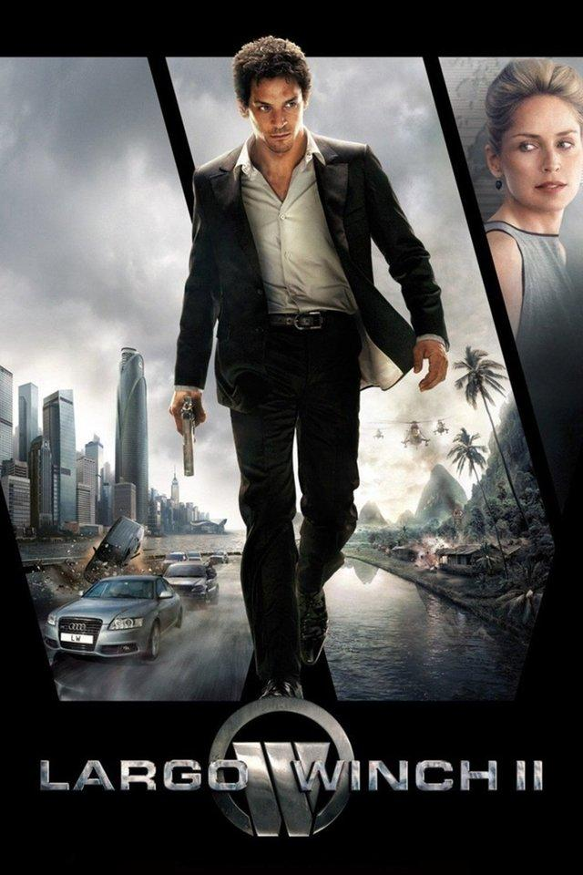 Largo Winch II - Affiche